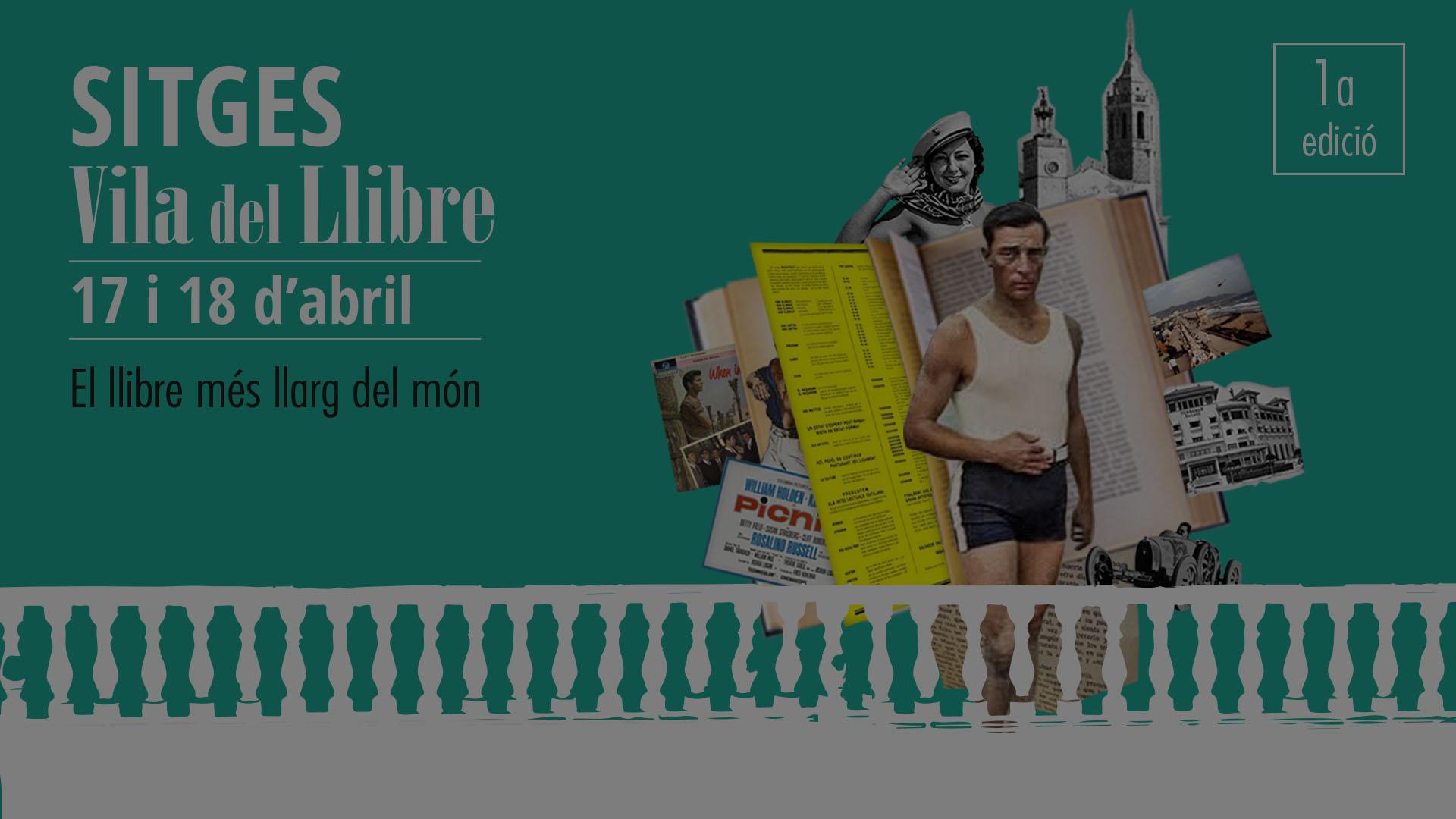 Sitges, Vila del Llibre 2021