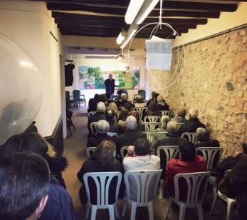Màrius Serra a la Sala Sant Miquel